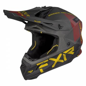 Cască Enduro - Cross FXR HELIUM RIDE CO 21