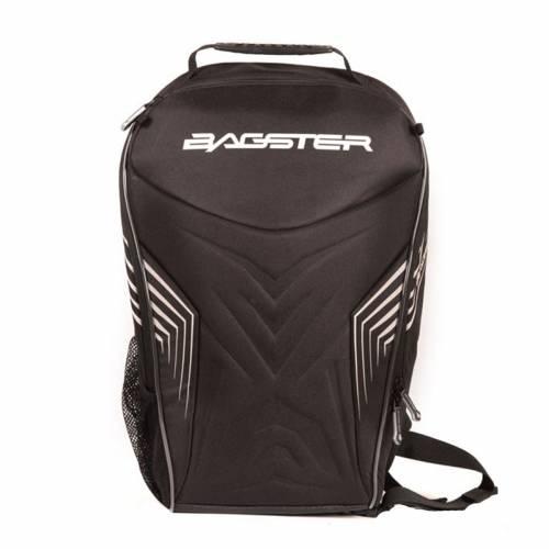 Rucsac Moto BAGSTER RACER XSD180 · Negru / Alb