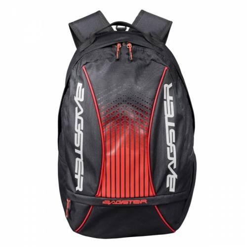 Rucsac Moto BAGSTER PLAYER EVO XSD231 · Negru / Roșu