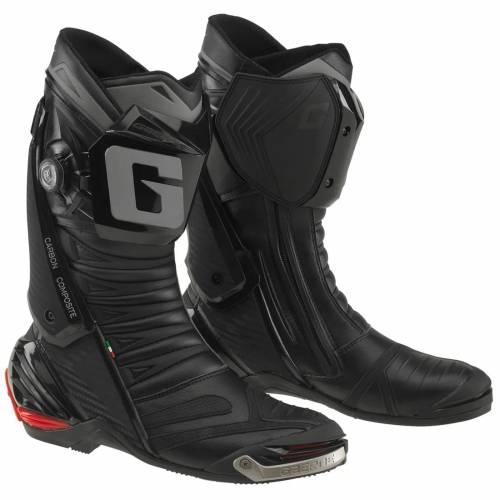 Cizme Moto Sport din Piele & Textil GAERNE GP1 EVO · Negru