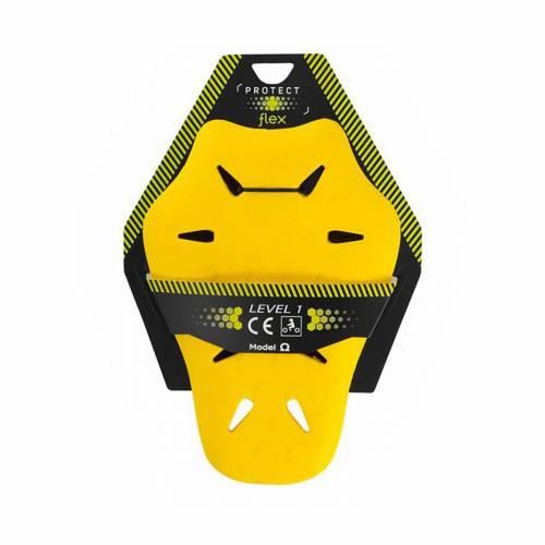 Protecție Moto pentru Spate BERING PROTECT FLEX LEVEL 1 T3   ·  Galben