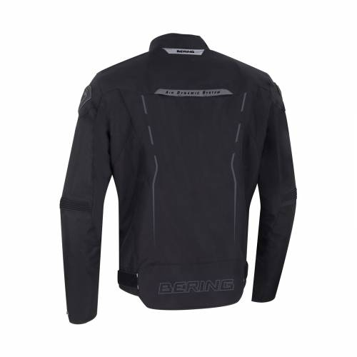 Geacă Moto din Textil BERING KALOWAY · Negru / Gri