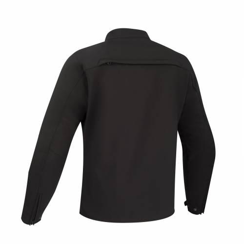 Geacă Moto din Textil BERING CARVER · Negru