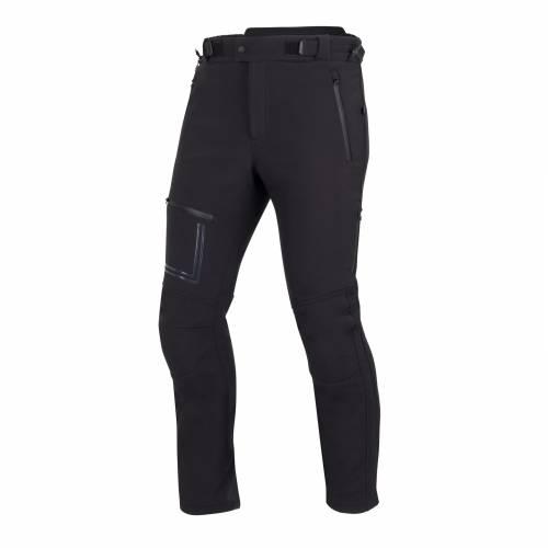 Pantaloni Moto din Textil BERING ALKOR · Negru