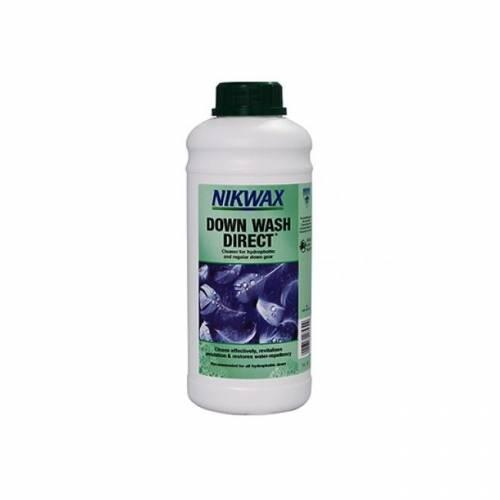 Detergent pentru Echipament cu Puf și Puf Hidrofob - NIKWAX DOWN WASH DIRECT 1L