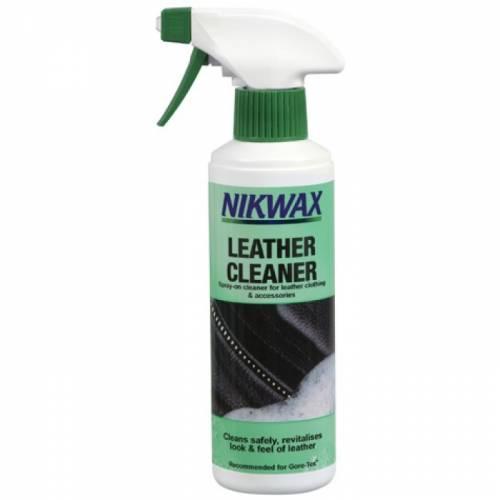 Spray de Curățare Echipament din Piele - NIKWAX LEATHER CLEANER 300ml