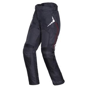 Pantaloni Moto din Textil SHOX 3 LAYER · Negru