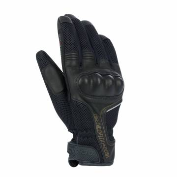 Mănuși Moto din Piele & Textil BERING KX 2