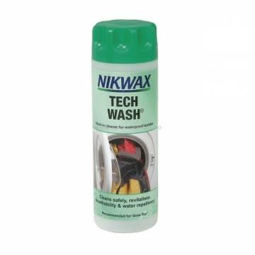 Detergent Echipamente din Textil - Gore-Tex, Sympatex, eVent - NIKWAX TECH WASH 300ml