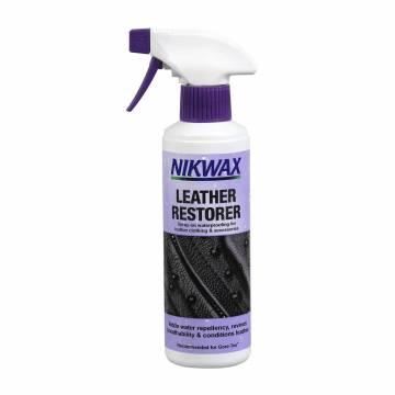 Spray de Recondiționare Echipament din Piele - NIKWAX LEATHER RESTORER 300ml