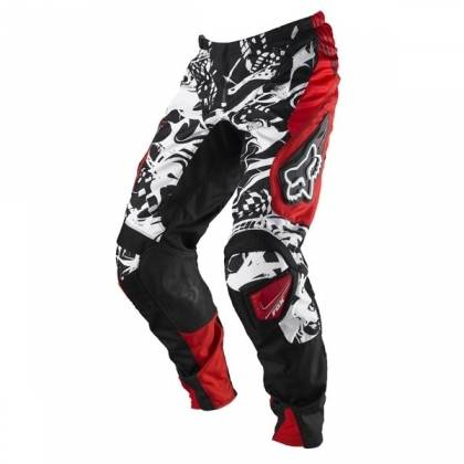 Pantaloni Enduro - Cross din Textil FOX 180 PRINT