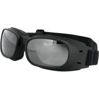 Ochelari BOBSTER PISTON BLACK/REFLEC