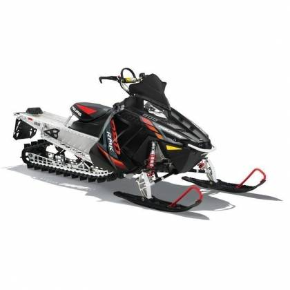 POLARIS SNOWMOBIL 800 PRO RMK 155 Black MODEL 2015