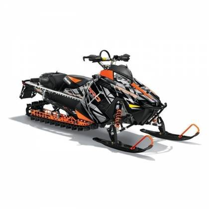 Polaris 	  SNOWMOBILE 800 PRO-RMK 163 TDS MODEL 2015