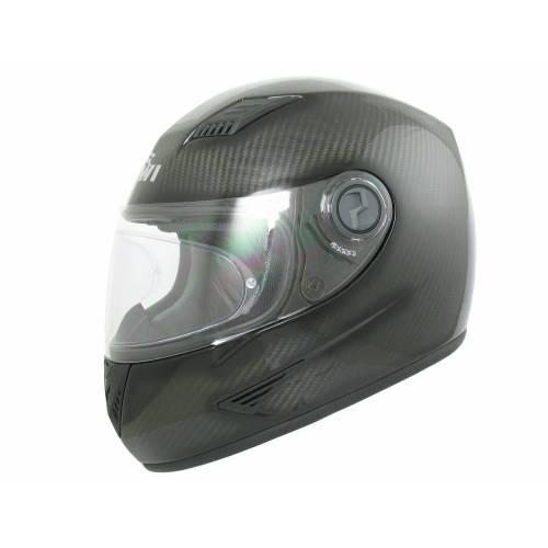 Cască Moto Integrală din Carbon KIWI K700 · Negru