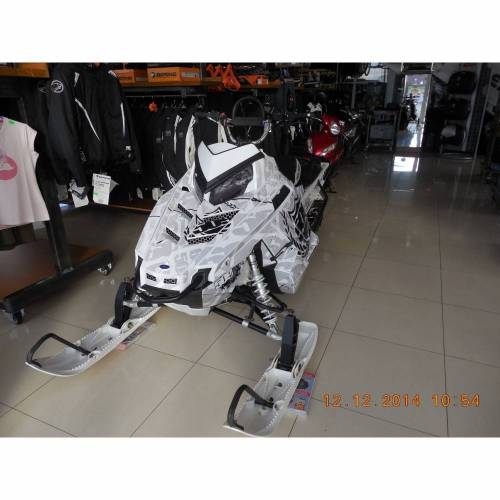 SNOWMOBIL POLARIS  PRO-RMK 155 cu design 509