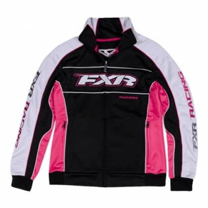 Hanorac Damă FXR VELOCITY ZIP-UP
