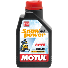 Ulei MOTUL SNOWPOWER 4T 0W420 4l