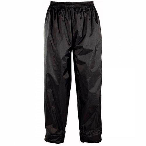 Pantaloni Moto de Ploaie BERING ECO · Negru