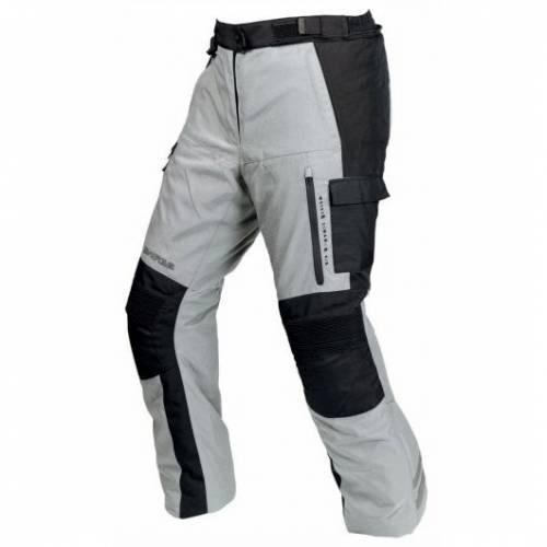 Pantaloni Moto din Textil BERING ALIAS · Gri / Negru