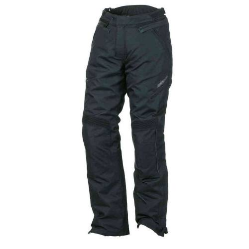 Pantaloni Moto din Textil BERING HOLLY · Negru