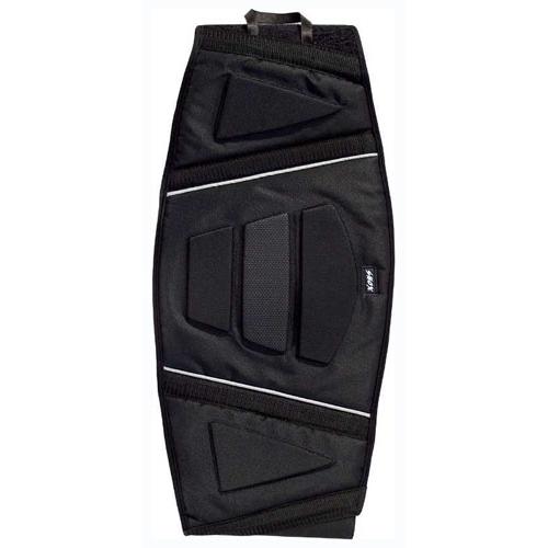 Brâu Moto din Textil SHOX FLEX Unisex · Negru