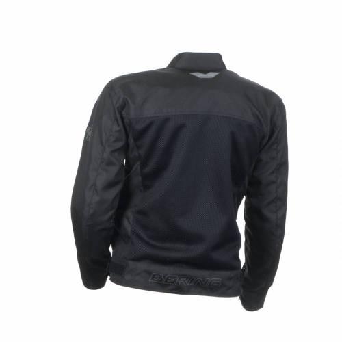 Geacă Moto din Textil BERING FANDOR · Negru