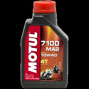 Motul 7100 4T 10W40 MA2 1L