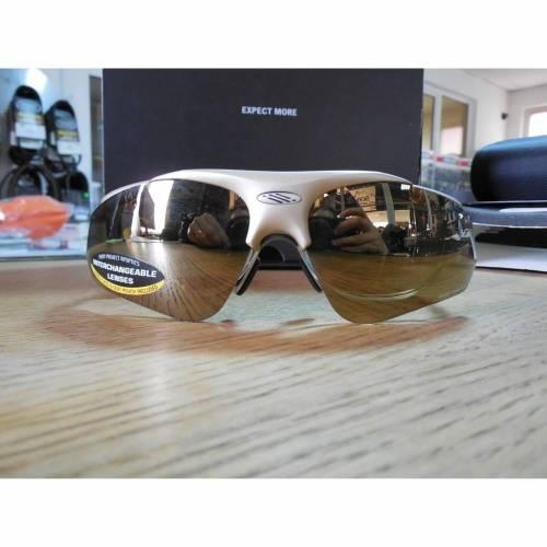 Ochelari de Soare RUDY PROJECT EXCEPTION · Bej