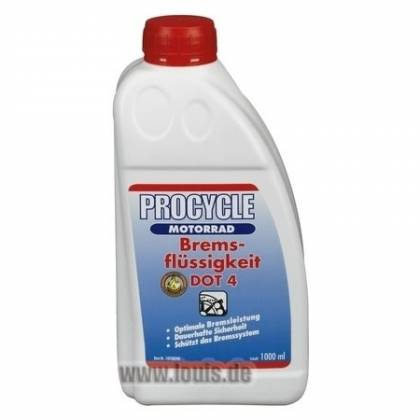 Ulei frana Procycle DOT 4 - 1L