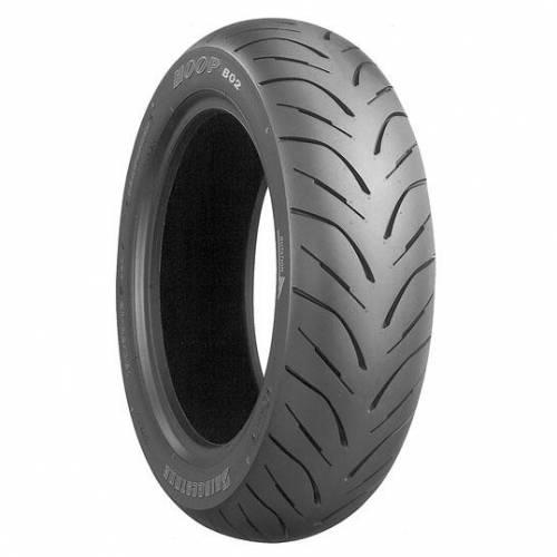 Anvelope Bridgestone B02 110/80-10 58J TL