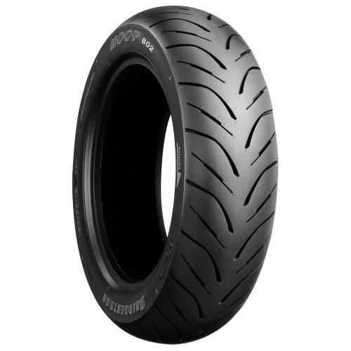 Anvelope Bridgestone B02 PRO 130/70-13 57P TL