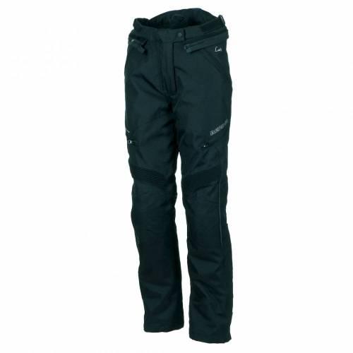 Pantaloni Moto Damă din Textil BERING LADY HOLLY · Negru