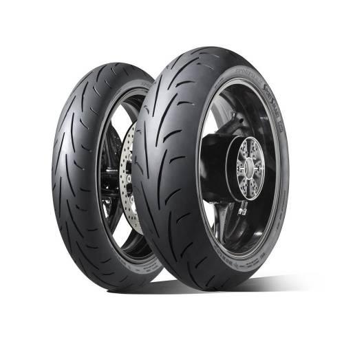 Anvelope Dunlop SSM F 120/60ZR17 (55W) TL
