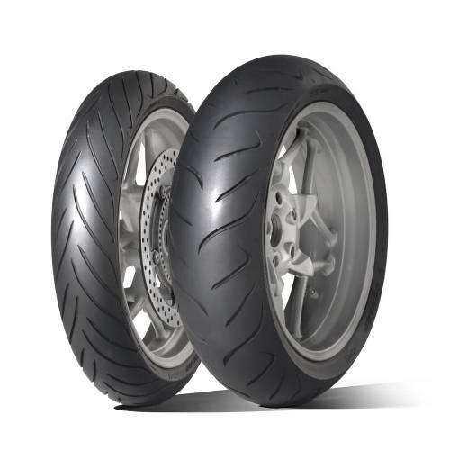 Anvelope Dunlop RDSM II F 120/60ZR17 (55W) TL