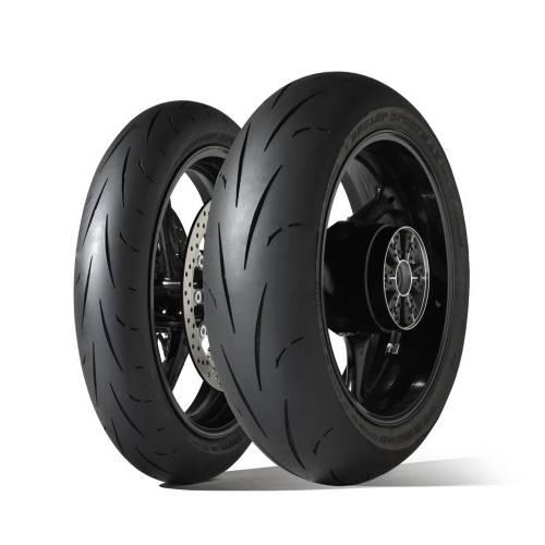 Anvelope Dunlop GPR D211 E 190/55ZR17 (75W)TL