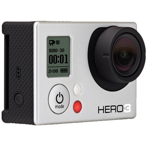 Cameră Video Sport GoPro FullHD Hero 3, Silver Edition