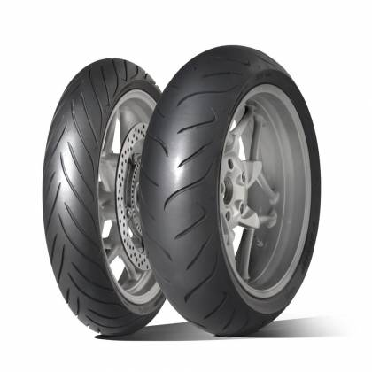 Anvelope Dunlop RDSM II F 110/80ZR18 (58W) TL