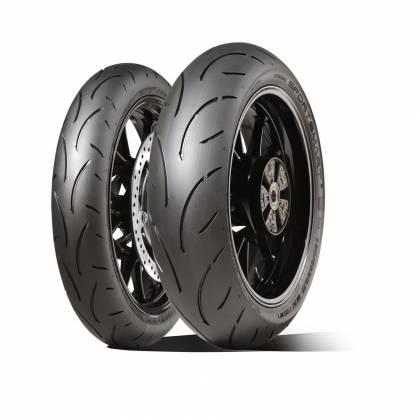 Anvelope Dunlop SSM2 FR 120/60ZR17 (55W) TL