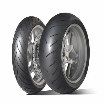 Anvelope Dunlop RDSM II R 180/55ZR17 (73W) TL