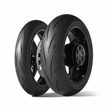 Anvelope Dunlop GPR D211 E 180/55ZR17 (73W)TL