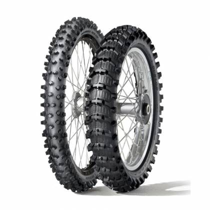 Anvelope Dunlop GXMX11 110/90-19 62M NHS