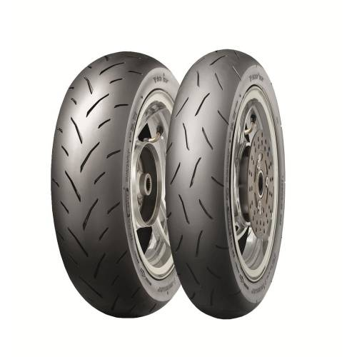 Anvelope Dunlop TT93 F GP 100/90-12 49J T