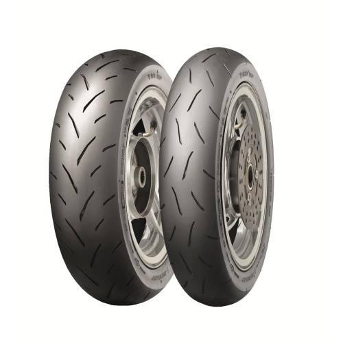 Anvelope Dunlop TT93 R GP S 120/80-12 55J TL