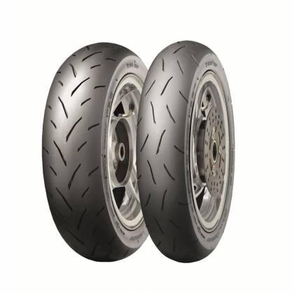 Anvelope Dunlop TT93GP R M 120/80-12 55J TL