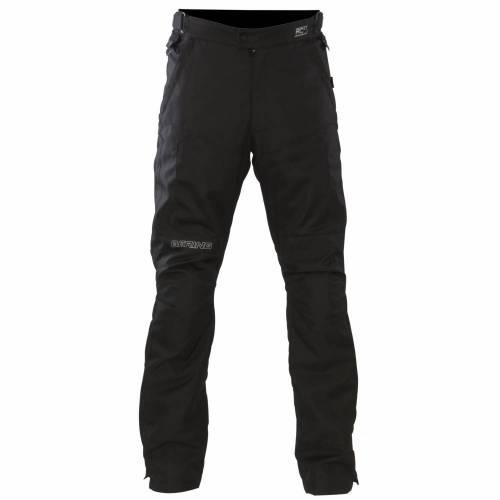 Pantaloni Moto din Textil BERING KEERS · Negru