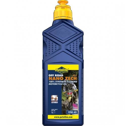 Ulei Putoline Off Road Nano Tech 4+ 10W40, 10W50