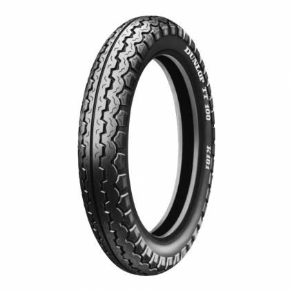 Anvelope Dunlop K81/TT100 F/R 4.10-19 61H TT