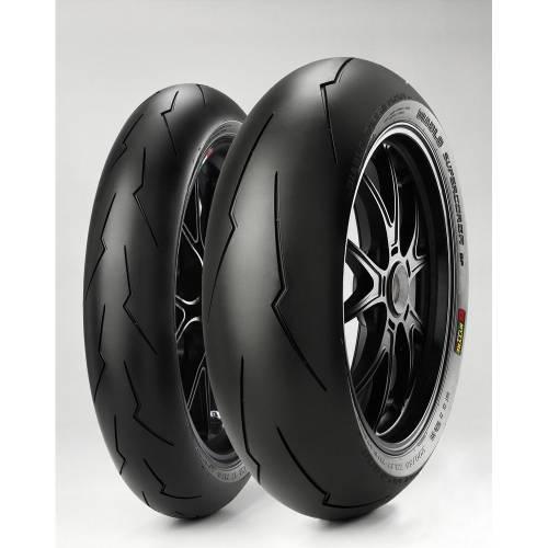 Anvelope Pirelli DSCV2 SC2 120/70ZR17 58W TL