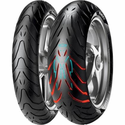 Anvelope Pirelli ANGEL EMS 150/70ZR17 (69W) TL